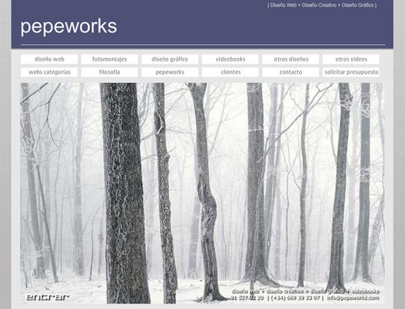Estrenamos nuevo diseño en nuestra web oficial: pepeworks