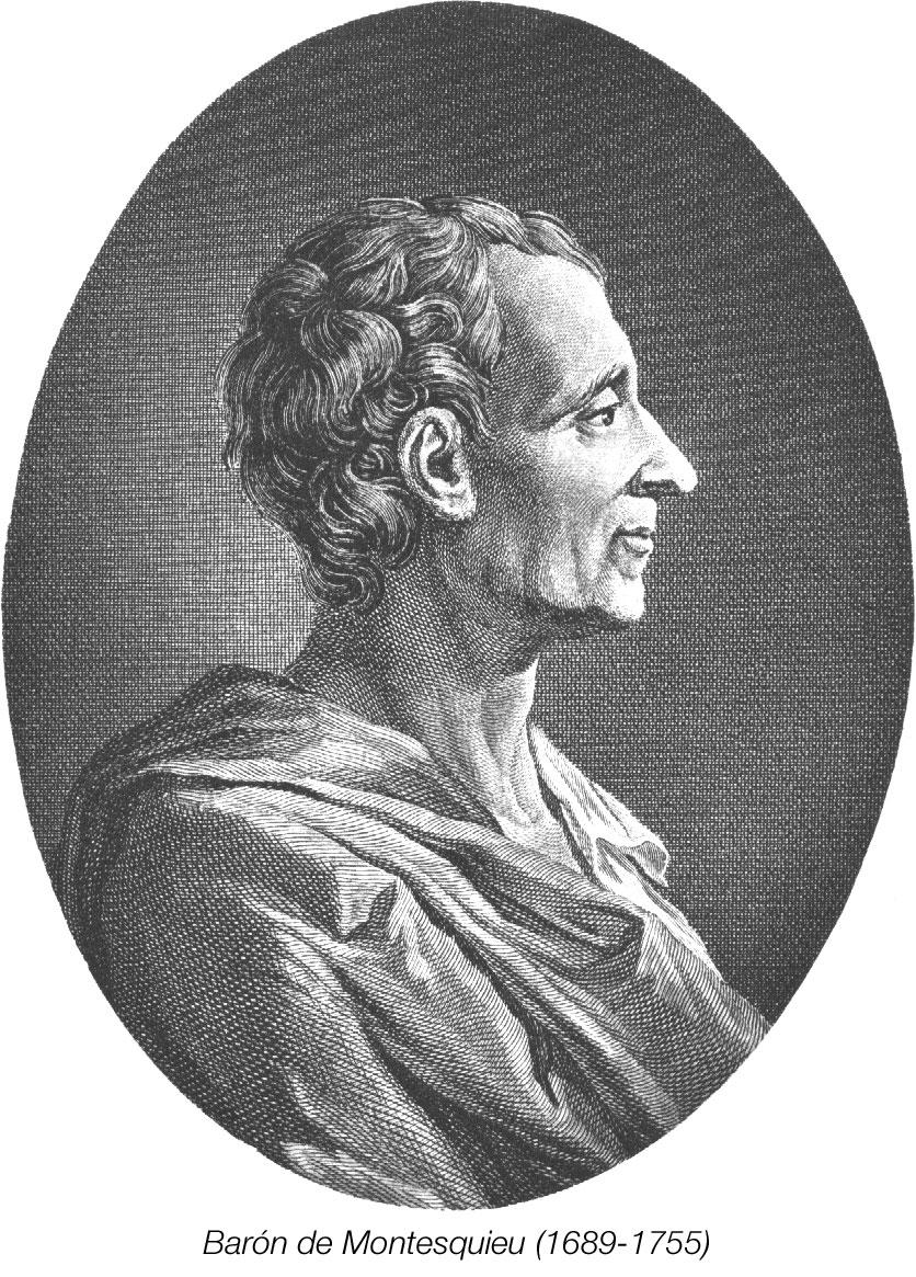 baron de montesquieu: