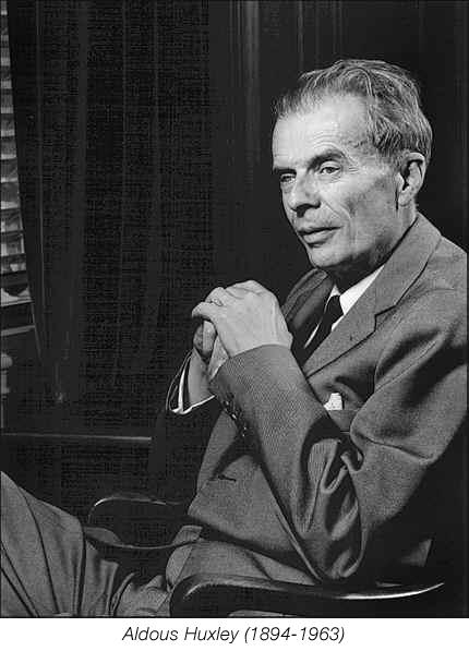 Aldous Huxley obras